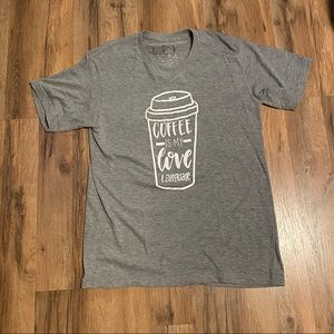 Coffee Is My Love Language V-Neck